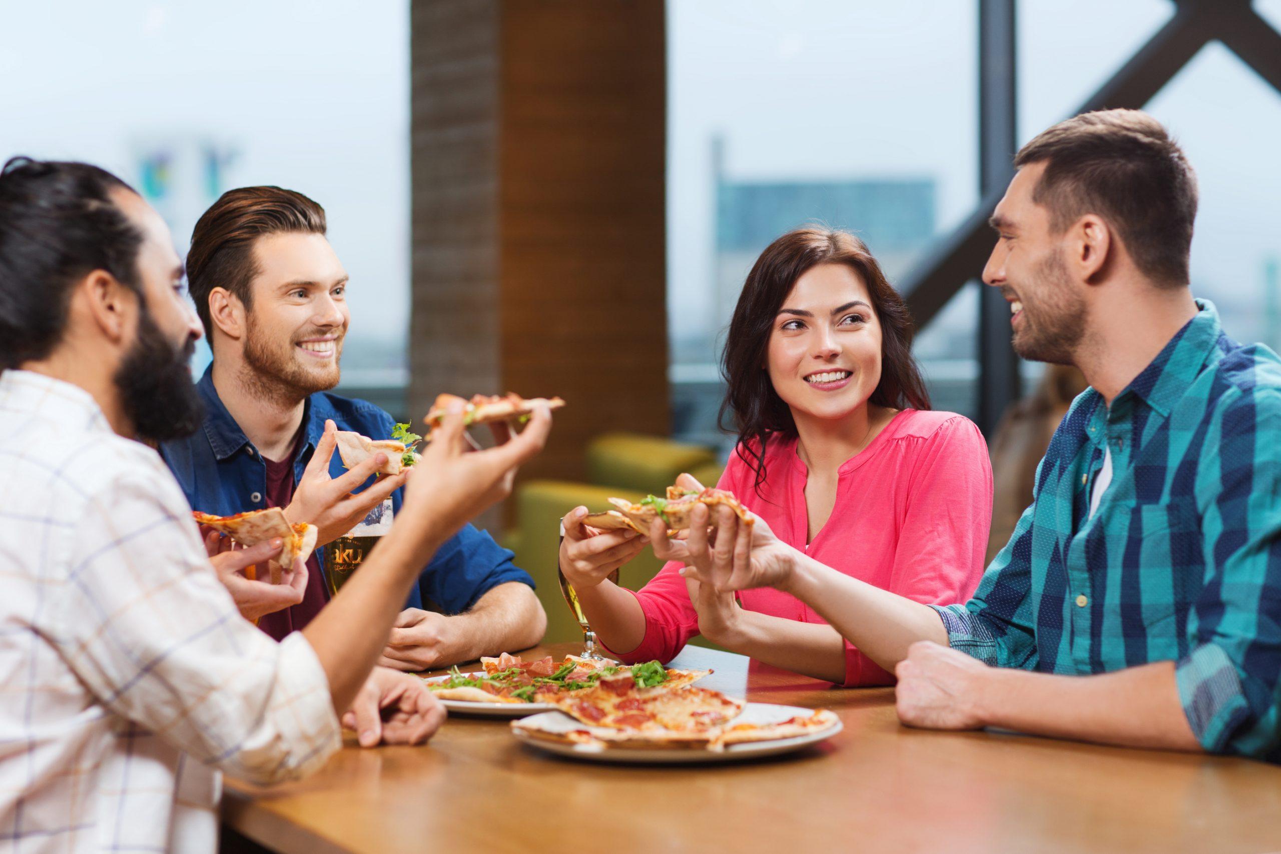 Pizzeria Loyalty Rewards